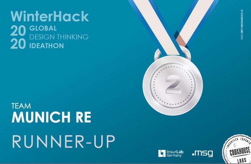 Winterhack 2020 Runner-Up
