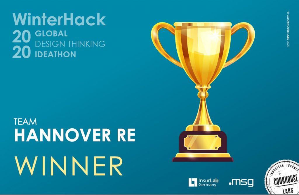 WinterHack 2020 Winner Team