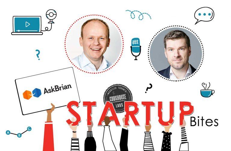 Startup bites: AskBrian