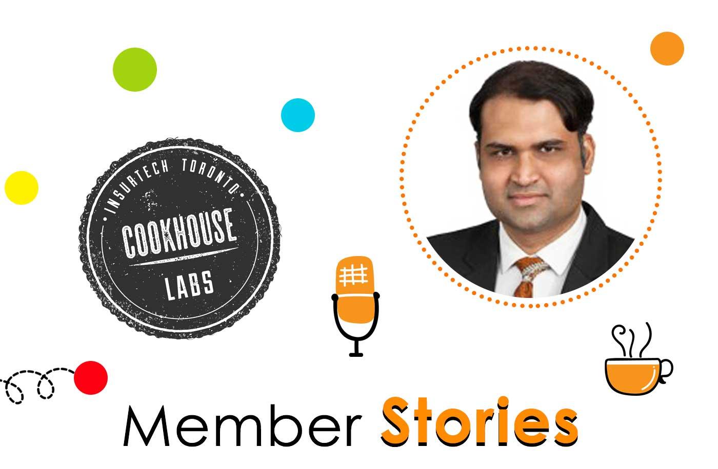 Member Stories Abhi Gupta