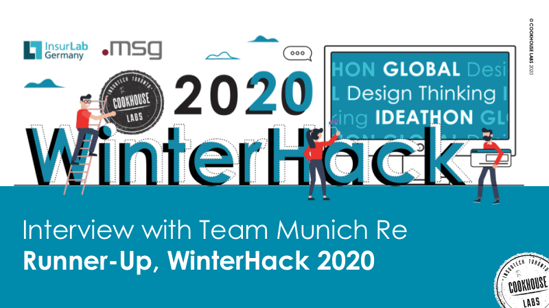WinterHack 2020 Runner-Up