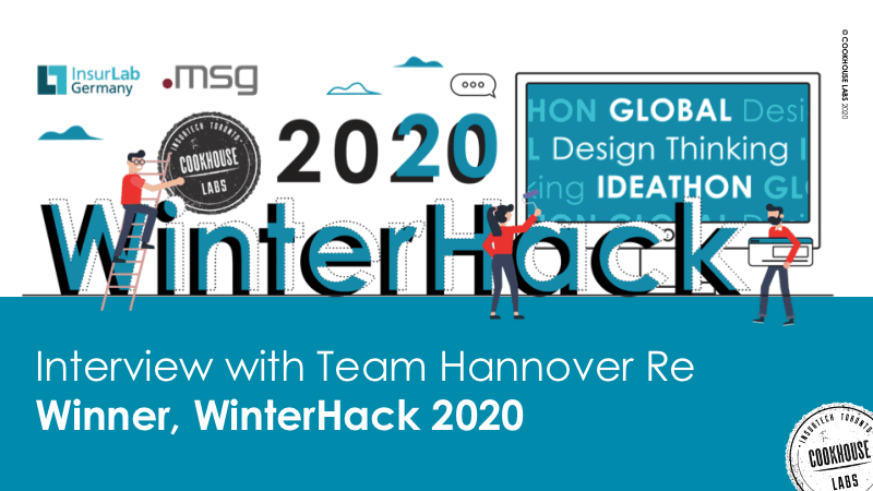 WinterHack 2020 Winner