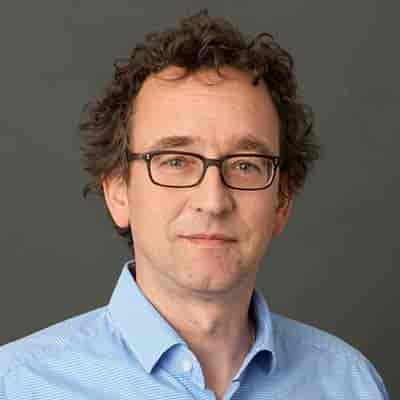 Cees van Dijk from Spearhead