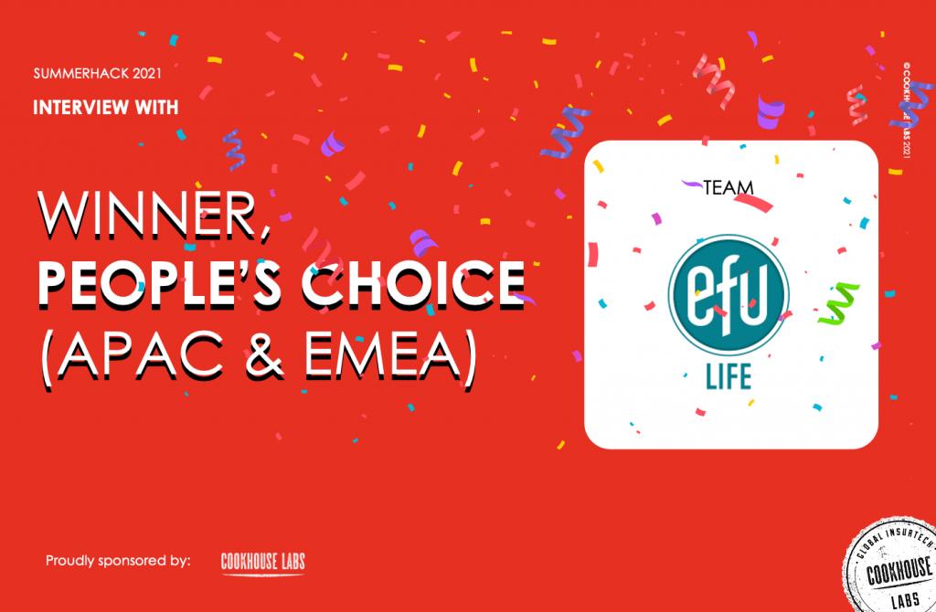 Summerhack Winner People's Choice